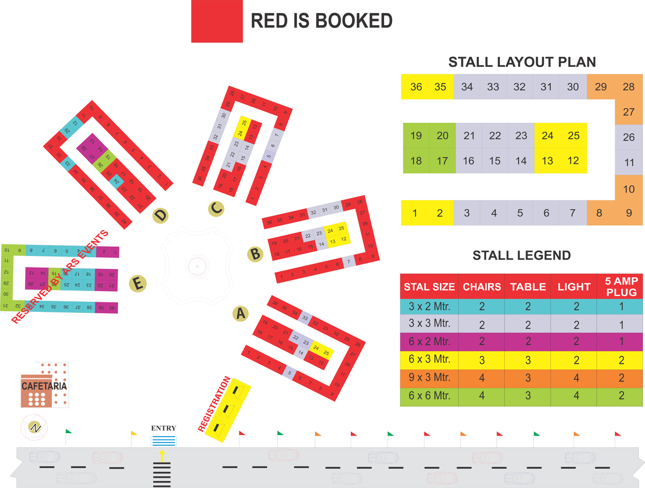 Exhibition Layout